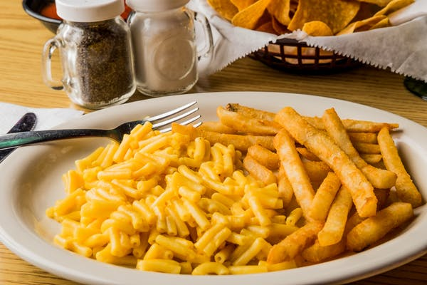 7. Kid's Macaroni & Cheese