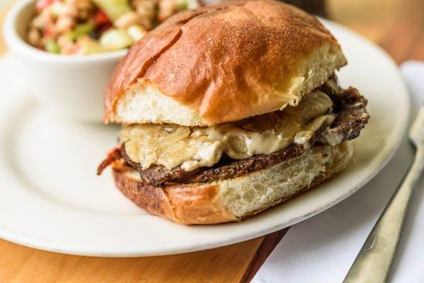 Beef & Bleu Sandwich