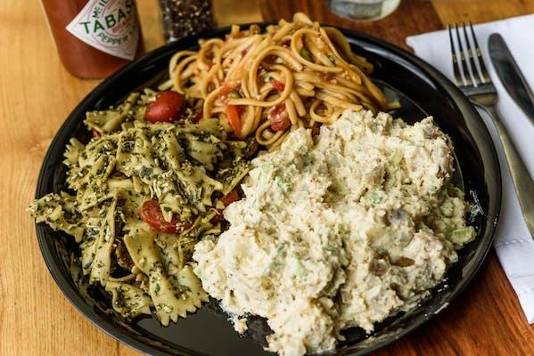 Salad Sampler Plate