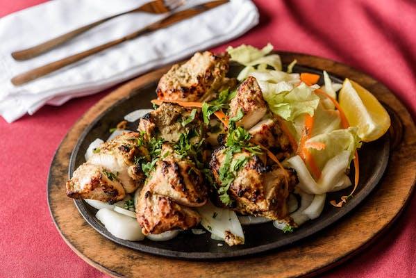 17. Chicken Rashmi Kebab