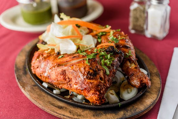 18. Chicken Tandoori