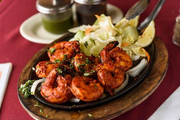 20. Shrimp Tandoori Combo