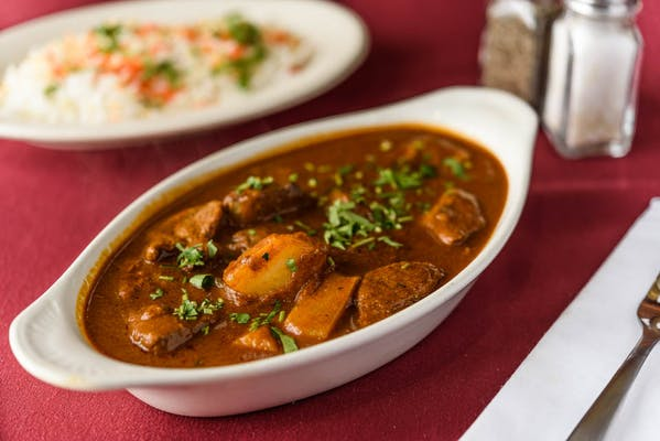 37. Lamb Vindaloo