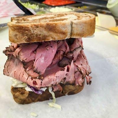 Deli-Style New Yorker Sandwich