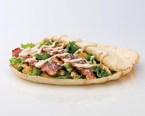 Chicken Caesar Pita