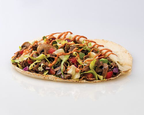 Philly Steak Pita