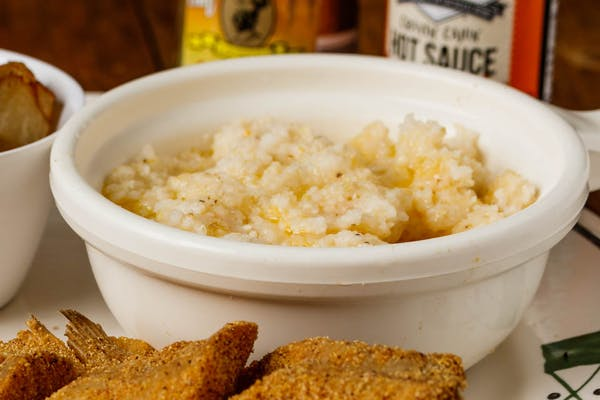 Hot Buttered Grits
