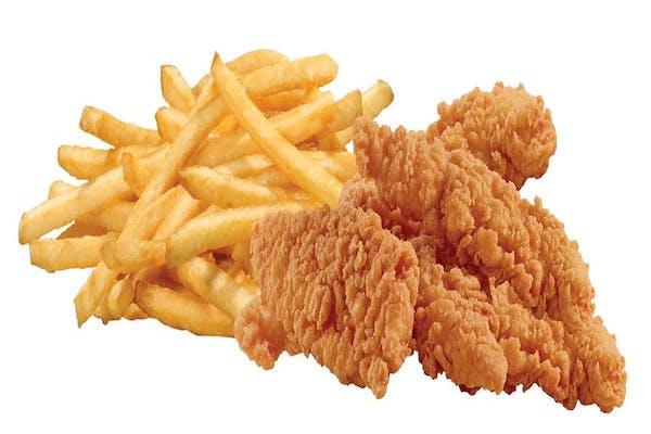 5 Chicken Fingers 'n Fries