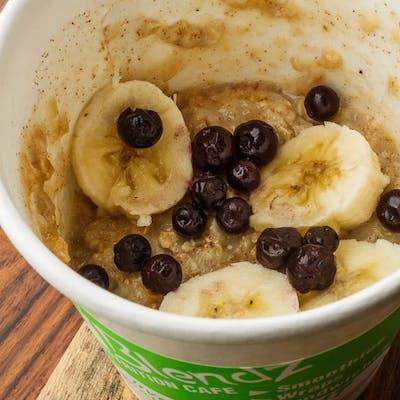 Oatmeal Bowl Breakfast