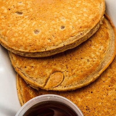 Sweet Potato Pancakes Breakfast