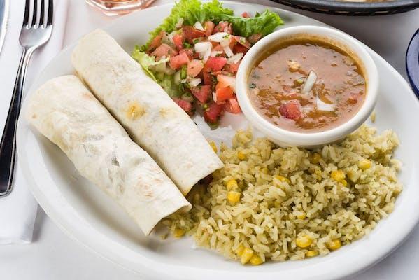 Lunch Tacos al Carbon