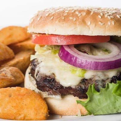 Lunch Apache Burger