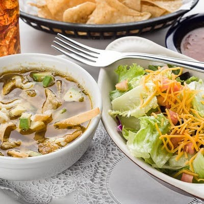 Lunch Soup & Salad Combo