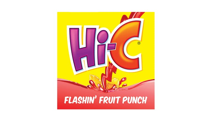 Gallon of Hi-C® Flashin' Fruit Punch