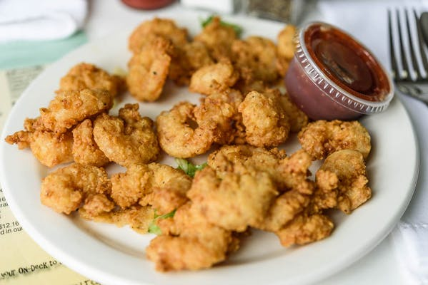 Gulf Popcorn Shrimp