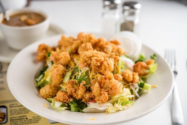Crawfish Tail Salad