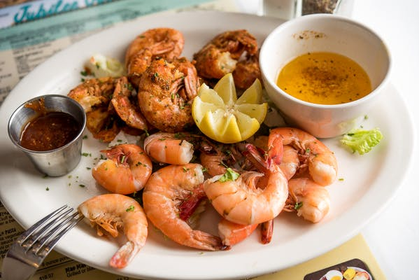 Shrimp Crazy Pot
