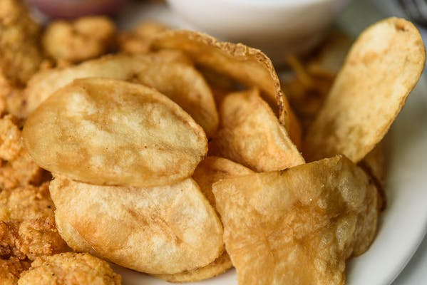 Joe's Chips On-Deck Side