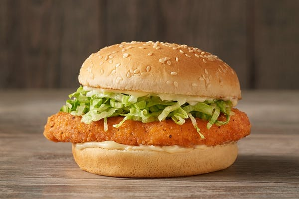 Spicy Chicken Sandwich