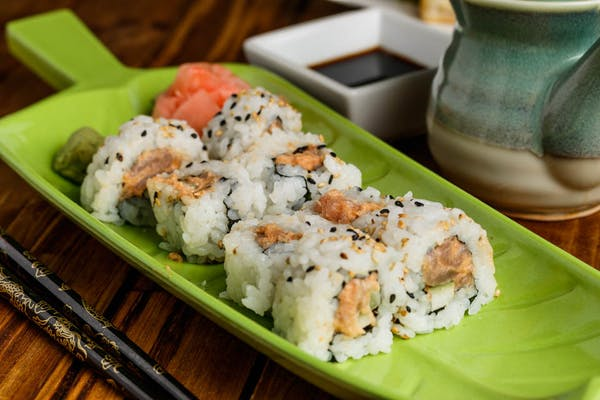 Traditional Spicy Tuna Roll