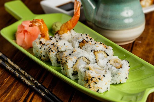 Traditional Shrimp Tempura Roll