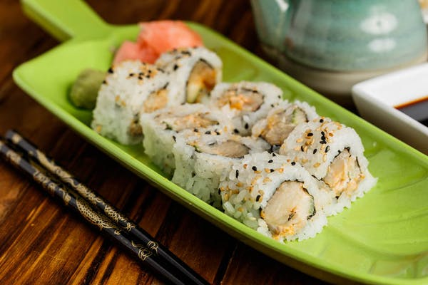 Traditional Spicy Yellowtail Roll