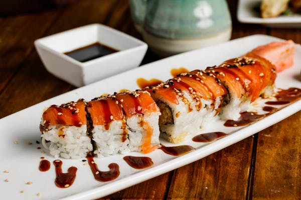 Special Crunchy Roll