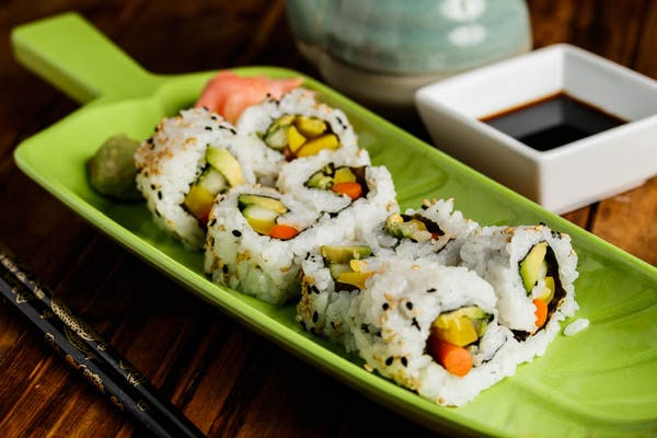 Seasonal Veggie Roll