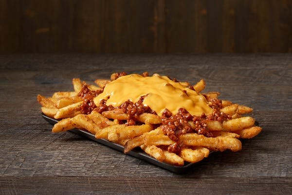 Cheese Chili Cheese Fries®