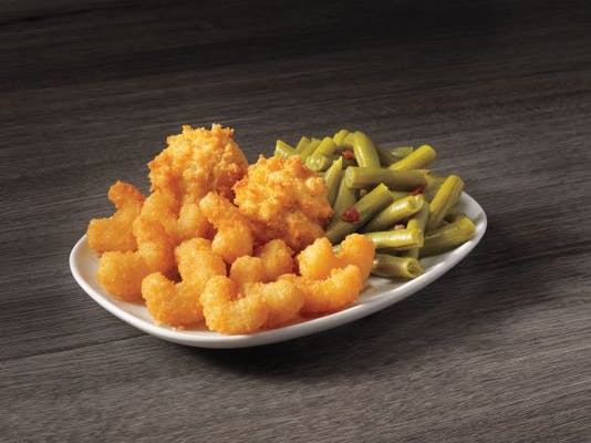 Kid's Popcorn Shrimp Meal