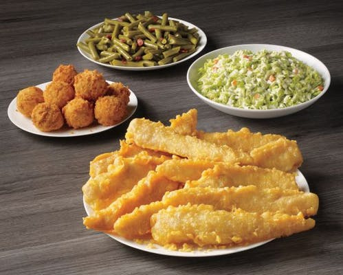 10 Piece Fish Family Meal