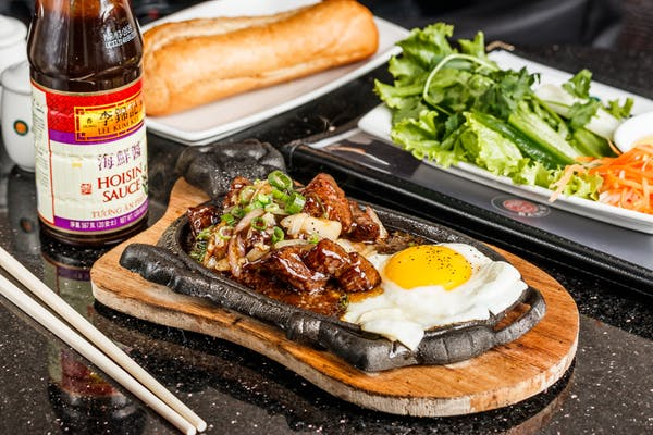 S5. Vietnamese Steak & Eggs