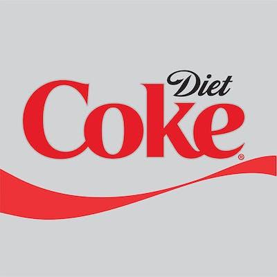 Bottle Diet Coke