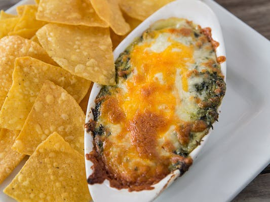 Seafood Spinach Dip