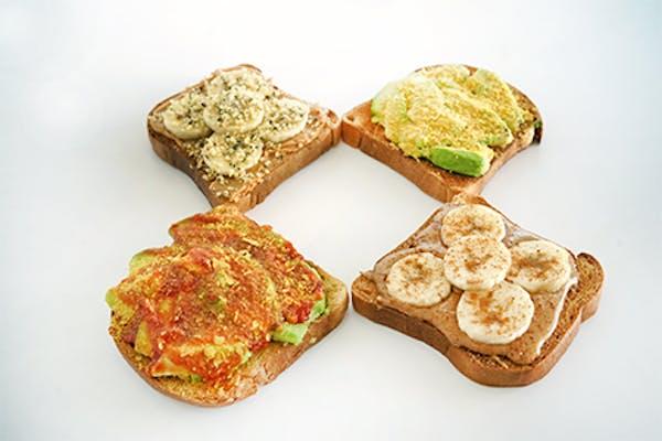 Spicy Avocado Toast