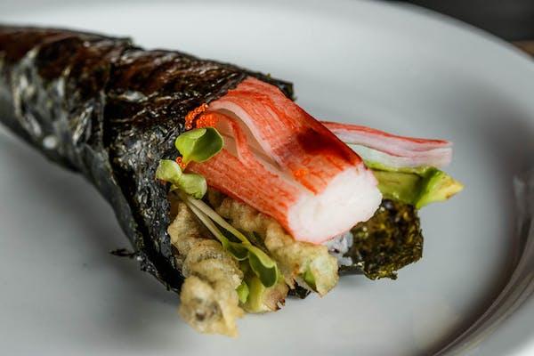 Asparagus Hand Roll