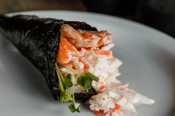 Shrimp Hand Roll