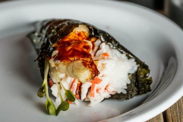Shrimp Tempura Hand Roll