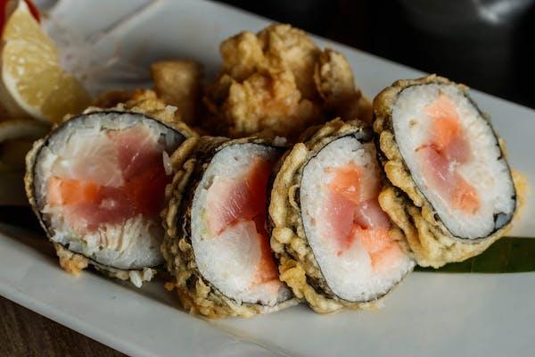 Seafood Tempura Roll