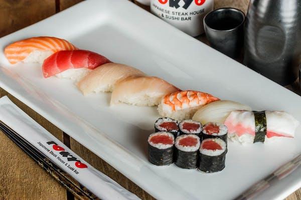 Combo B (Sushi)