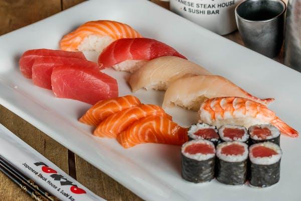 Combo G (Sushi & Sashimi)