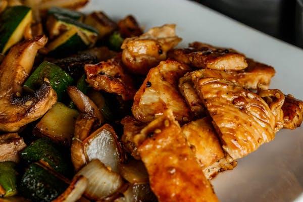 Lunch Teriyaki Chicken