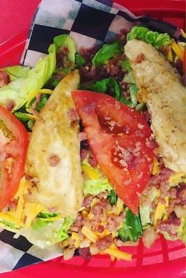 Grilled Chicken Tender Salad