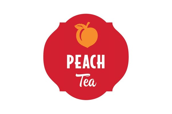 Regular 20oz Peach Tea