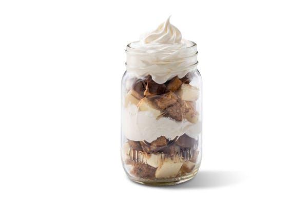 Reese's Cheesecake Jar Dessert