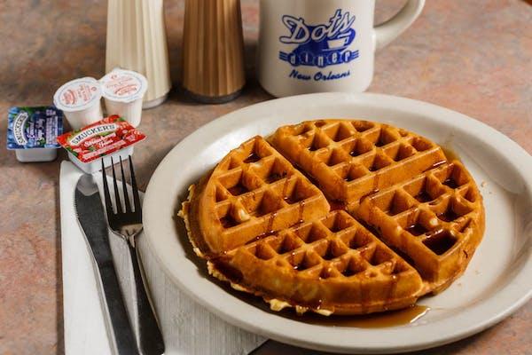 Belgian Style Waffle