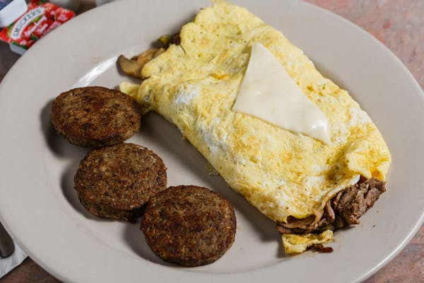 Philly Omelet