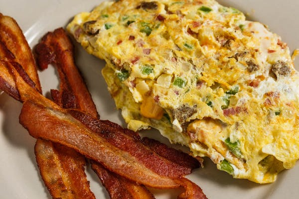 Biggest Omelet Yet