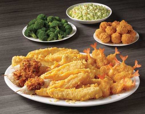Seafood Feast