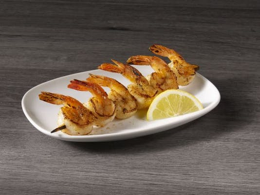 Grilled Shrimp Skewer